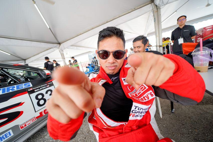 Toyota Gazoo Racing Festival 2018 pusingan kedua di MAEPS, Serdang – pertarungan sengit kian membara Image #875612