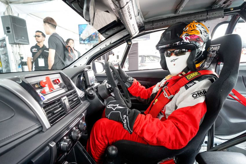 Toyota Gazoo Racing Festival 2018 pusingan kedua di MAEPS, Serdang – pertarungan sengit kian membara Image #875613
