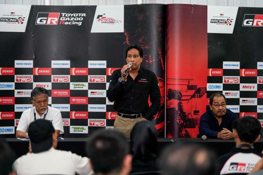 Toyota Gazoo Racing Festival 2018 pusingan kedua di MAEPS, Serdang – pertarungan sengit kian membara Image #875616