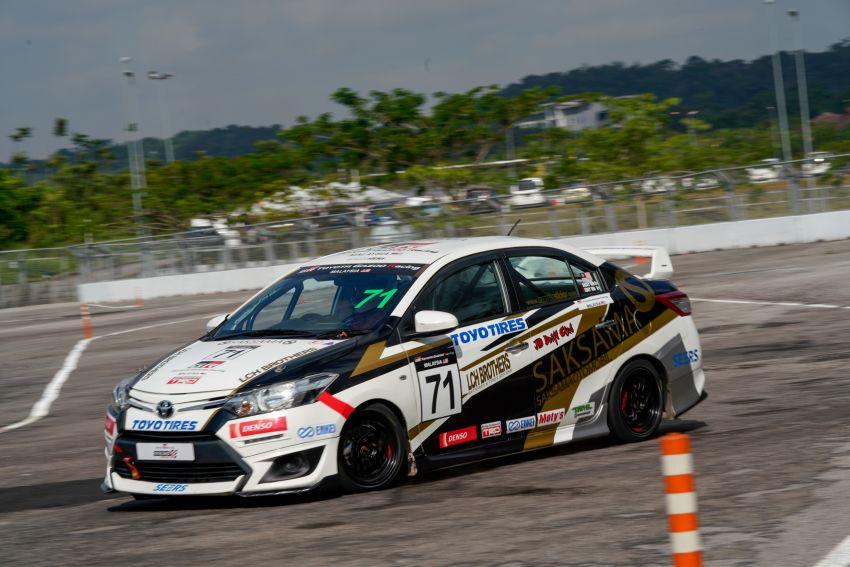 Toyota Gazoo Racing Festival 2018 pusingan kedua di MAEPS, Serdang – pertarungan sengit kian membara Image #875621