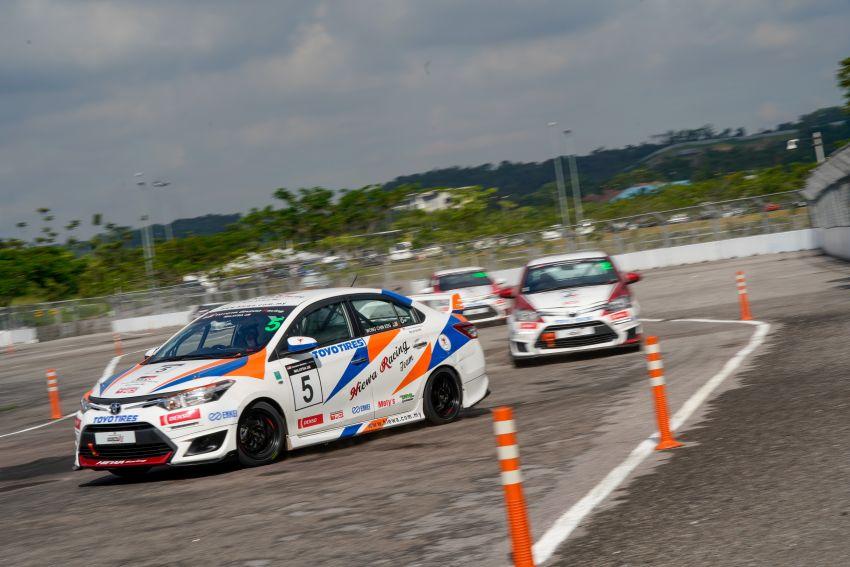 Toyota Gazoo Racing Festival 2018 pusingan kedua di MAEPS, Serdang – pertarungan sengit kian membara Image #875622