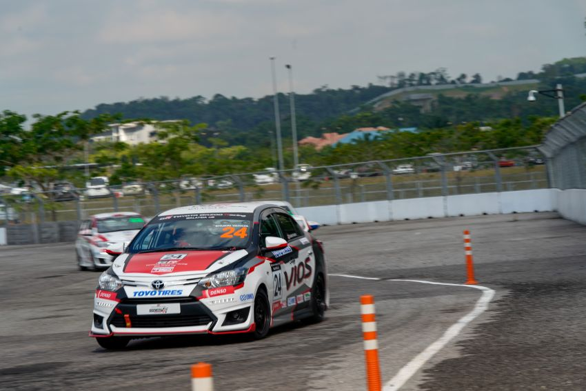 Toyota Gazoo Racing Festival 2018 pusingan kedua di MAEPS, Serdang – pertarungan sengit kian membara Image #875626