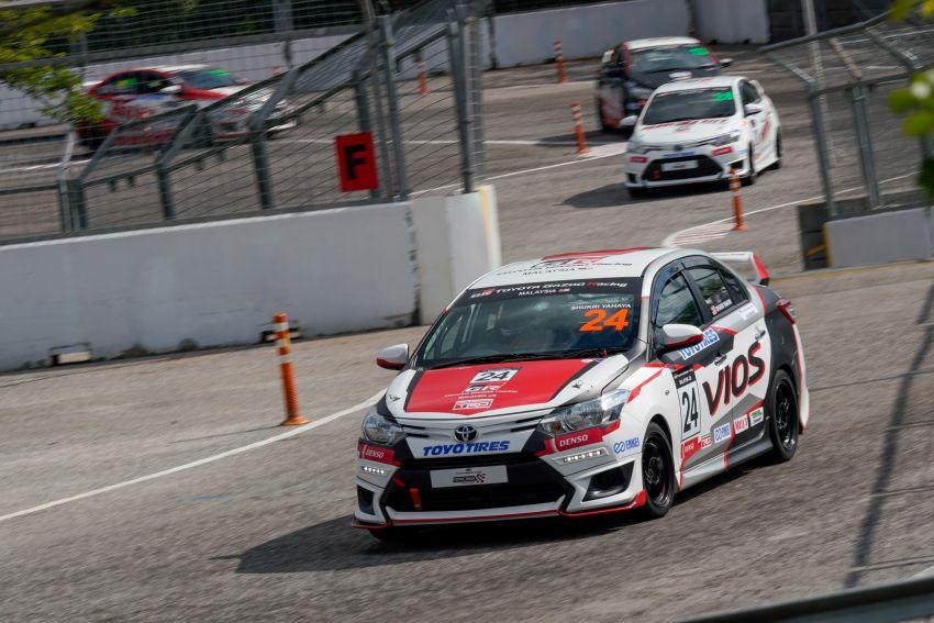 Toyota Gazoo Racing Festival 2018 pusingan kedua di MAEPS, Serdang – pertarungan sengit kian membara Image #875631
