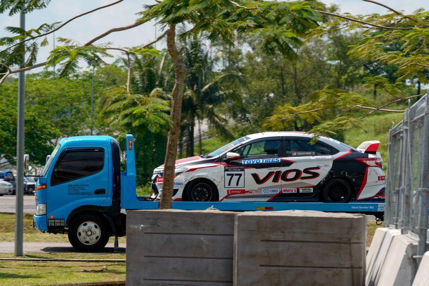 Toyota Gazoo Racing Festival 2018 pusingan kedua di MAEPS, Serdang – pertarungan sengit kian membara Image #875643