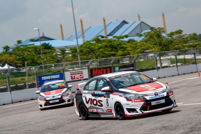 Toyota Gazoo Racing Festival 2018 pusingan kedua di MAEPS, Serdang – pertarungan sengit kian membara Image #875645