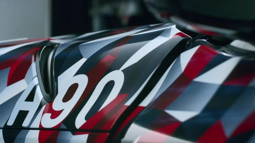 A90 Toyota Supra confirmed for debut at 2019 Detroit Auto Show – online reservations now open in Europe Image #868675