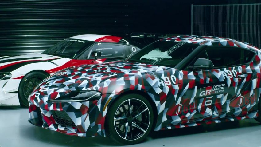 A90 Toyota Supra confirmed for debut at 2019 Detroit Auto Show – online reservations now open in Europe Image #868667