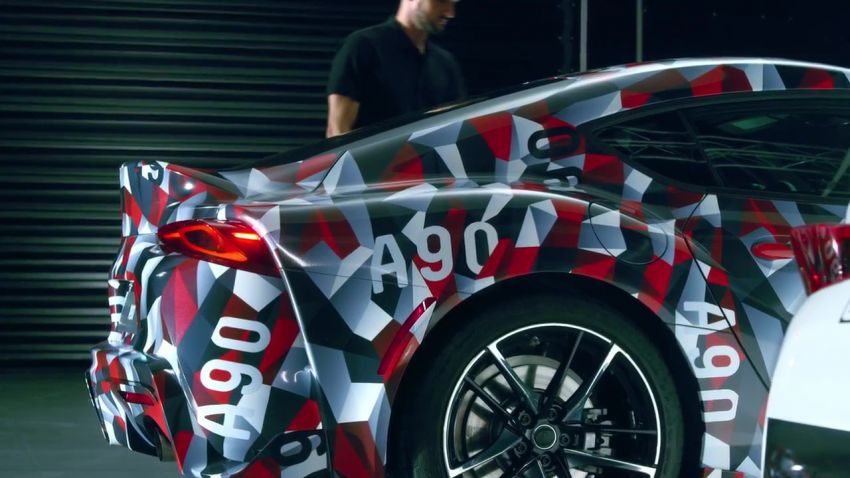 A90 Toyota Supra confirmed for debut at 2019 Detroit Auto Show – online reservations now open in Europe Image #868668