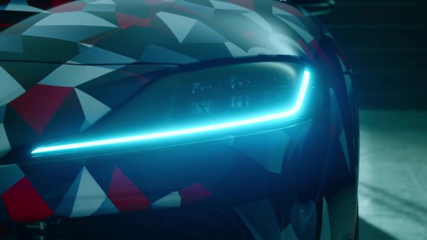 A90 Toyota Supra confirmed for debut at 2019 Detroit Auto Show – online reservations now open in Europe Image #868671