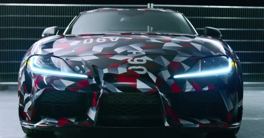 A90 Toyota Supra confirmed for debut at 2019 Detroit Auto Show – online reservations now open in Europe Image #868672