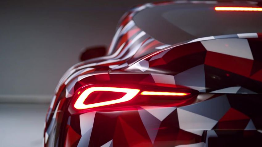 A90 Toyota Supra confirmed for debut at 2019 Detroit Auto Show – online reservations now open in Europe Image #868673