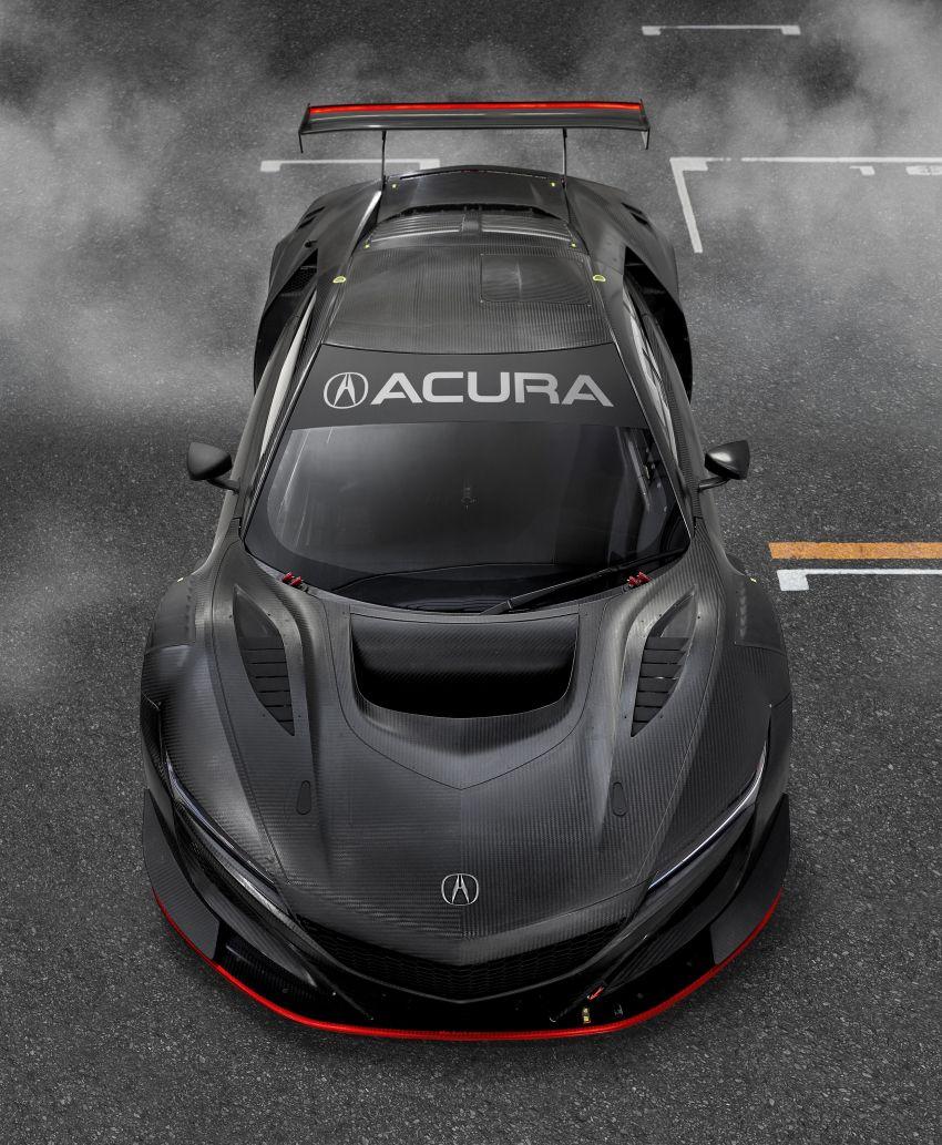 Acura NSX GT3 Evo 2019 – jentera perlumbaan yang ditingkat taraf untuk saingan musim tahun hadapan Image #874298