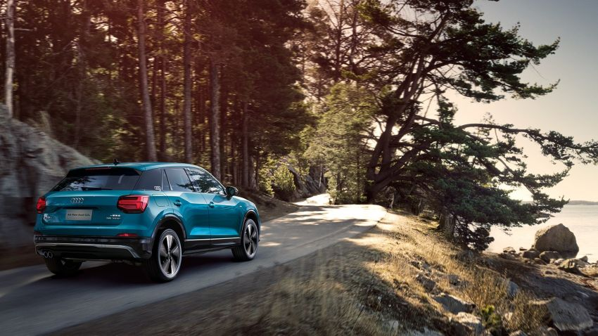 Audi Q2 L – compact SUV gains LWB version in China Image #876085