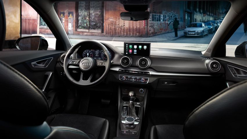 Audi Q2 L – compact SUV gains LWB version in China Image #876092