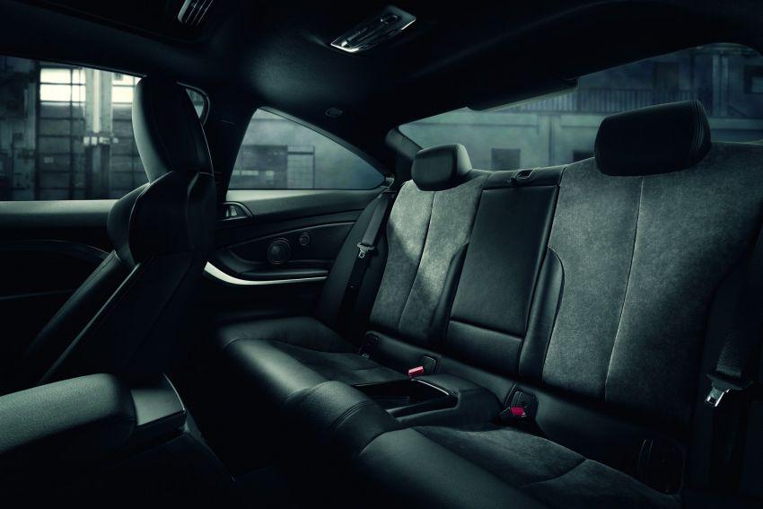 BMW Alpina B4 S Bi-Turbo Edition 99 diperkenalkan – 445 hp/680 Nm, sistem ekzos Akrpovic, hanya 99-unit Image #879632