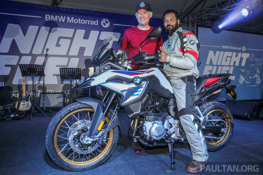 2018 BMW Motorrad F 850 GS Malaysian preview Image #870713