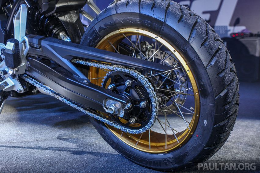 2018 BMW Motorrad F 850 GS Malaysian preview Image #870722