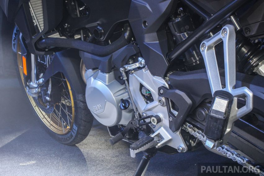 2018 BMW Motorrad F 850 GS Malaysian preview Image #870723