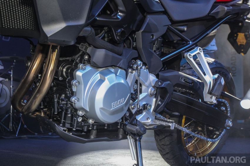 2018 BMW Motorrad F 850 GS Malaysian preview Image #870724