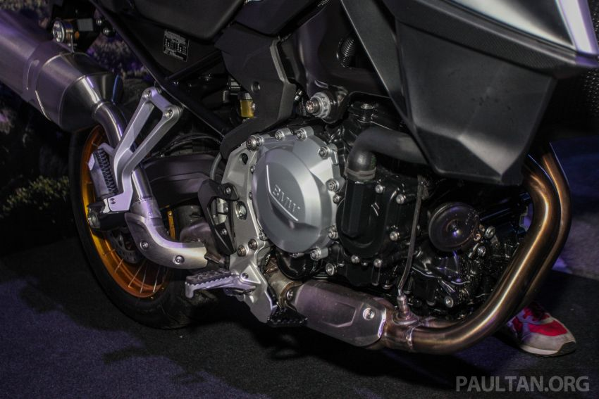 2018 BMW Motorrad F 850 GS Malaysian preview Image #870725