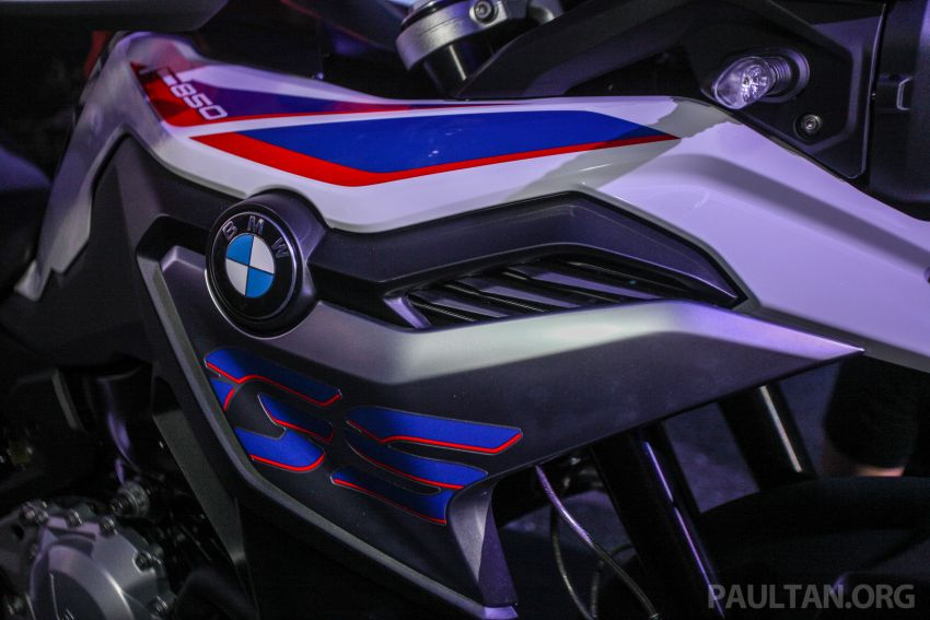 2018 BMW Motorrad F 850 GS Malaysian preview Image #870728