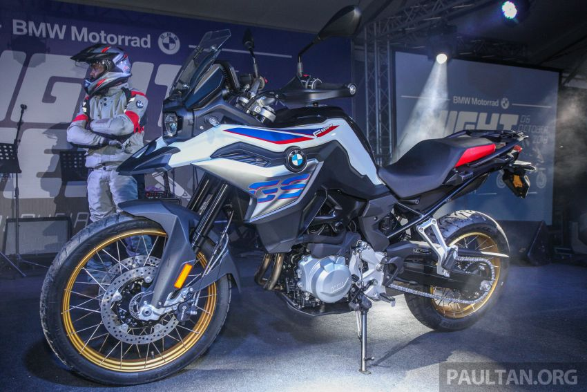 2018 BMW Motorrad F 850 GS Malaysian preview Image #870714
