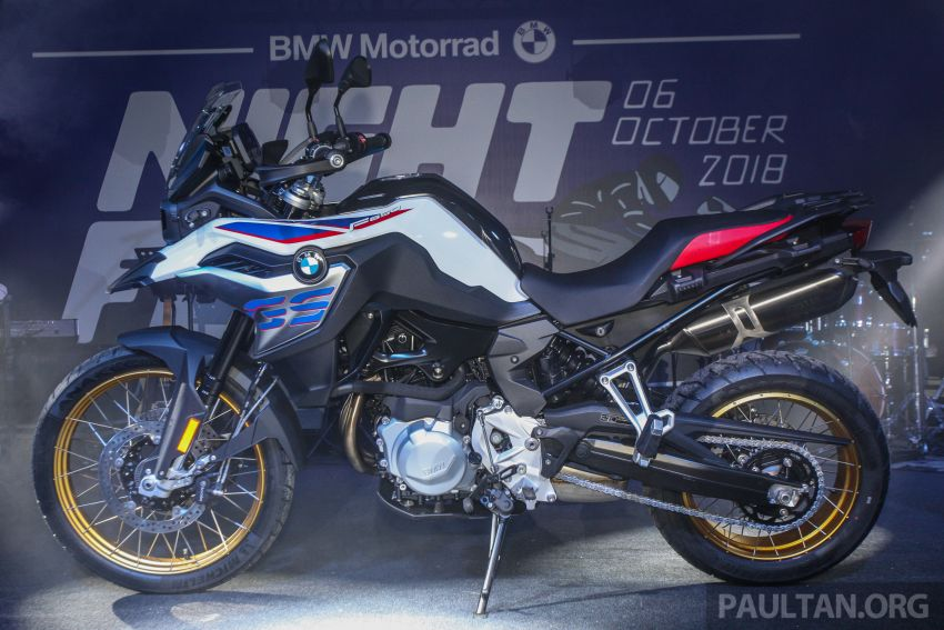 2018 BMW Motorrad F 850 GS Malaysian preview Image #870715