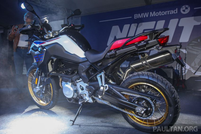 2018 BMW Motorrad F 850 GS Malaysian preview Image #870716