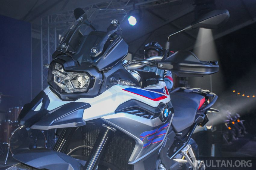 2018 BMW Motorrad F 850 GS Malaysian preview Image #870717