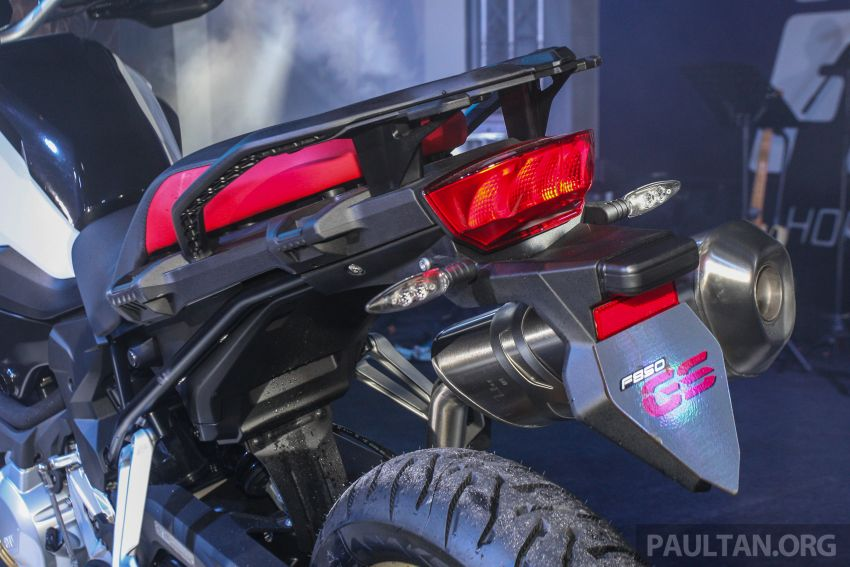 2018 BMW Motorrad F 850 GS Malaysian preview Image #870718