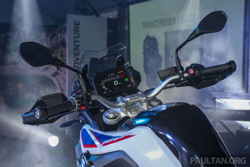 2018 BMW Motorrad F 850 GS Malaysian preview Image #870719