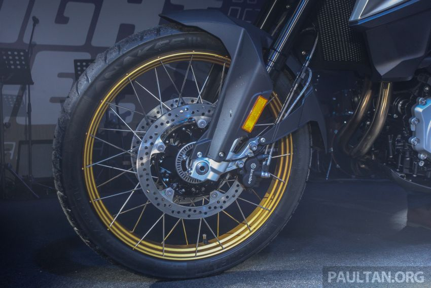 2018 BMW Motorrad F 850 GS Malaysian preview Image #870721
