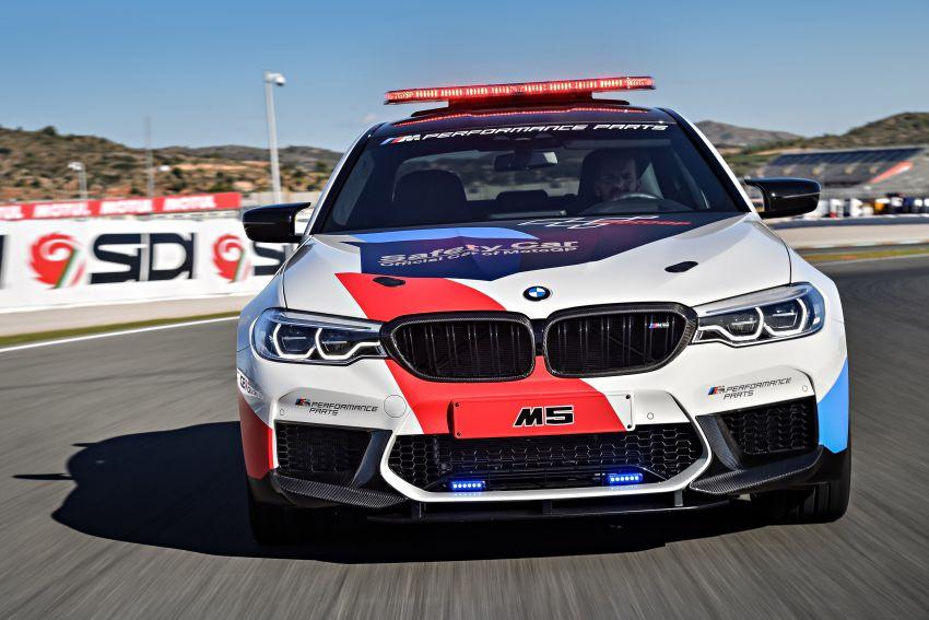 BMW M5 peronda MotoGP akan dibawa pusing KL Image #880085