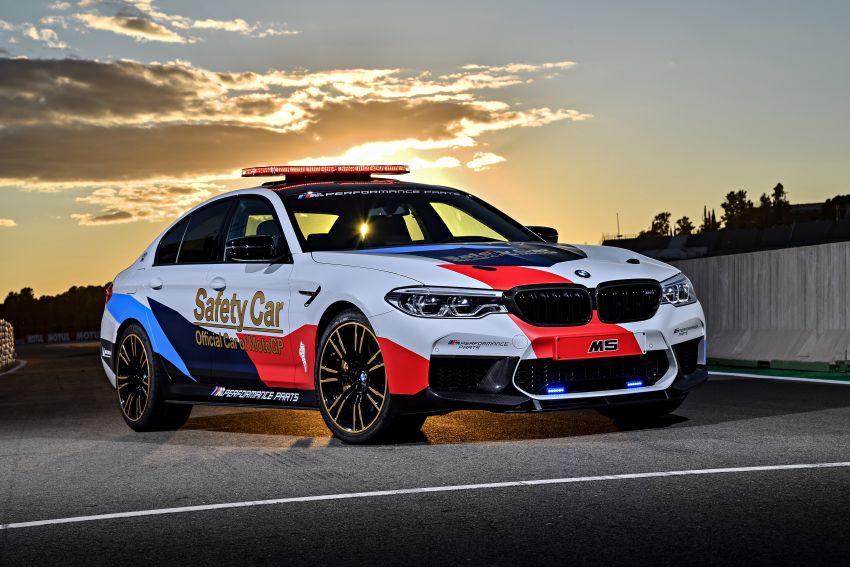 BMW M5 peronda MotoGP akan dibawa pusing KL Image #880087