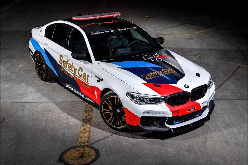 BMW M5 peronda MotoGP akan dibawa pusing KL Image #880076