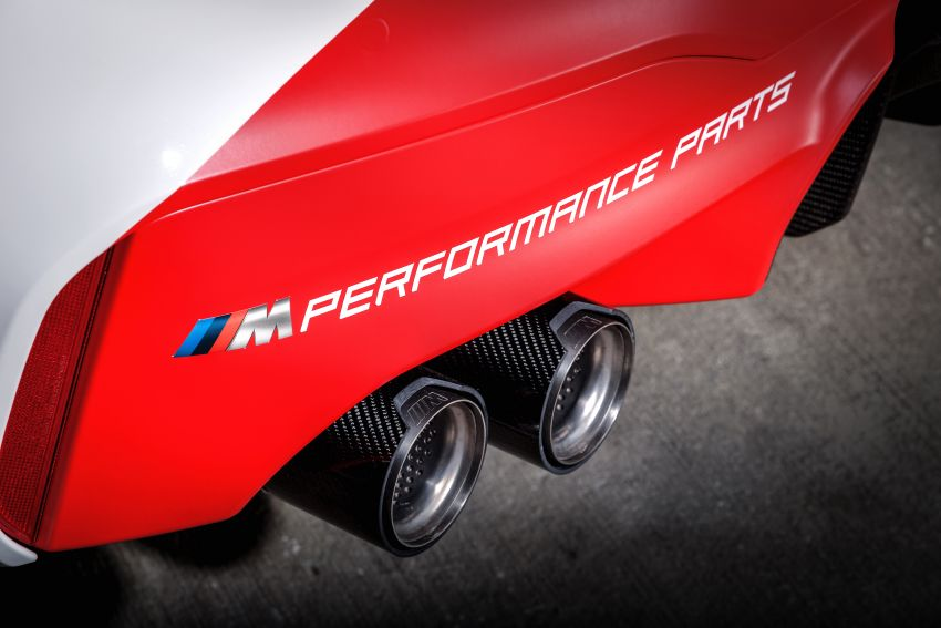 BMW M5 peronda MotoGP akan dibawa pusing KL Image #880077