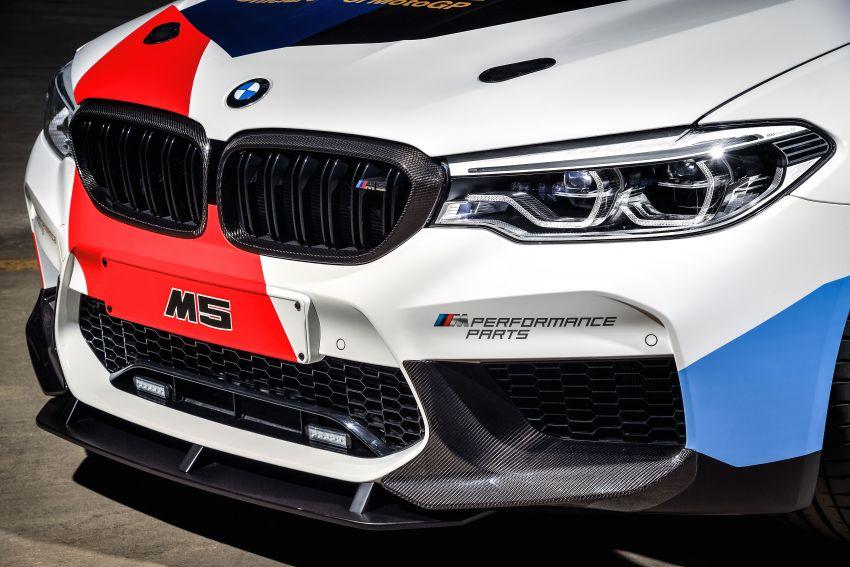 BMW M5 peronda MotoGP akan dibawa pusing KL Image #880078