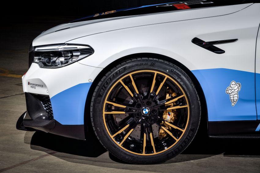 BMW M5 peronda MotoGP akan dibawa pusing KL Image #880079