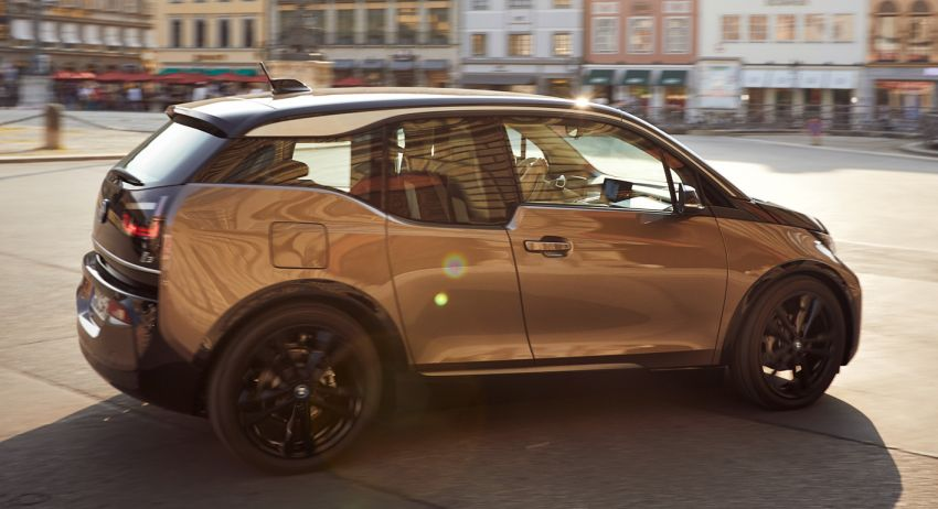 BMW i3 receives 120 Ah battery – up to 359 km range Image #867752