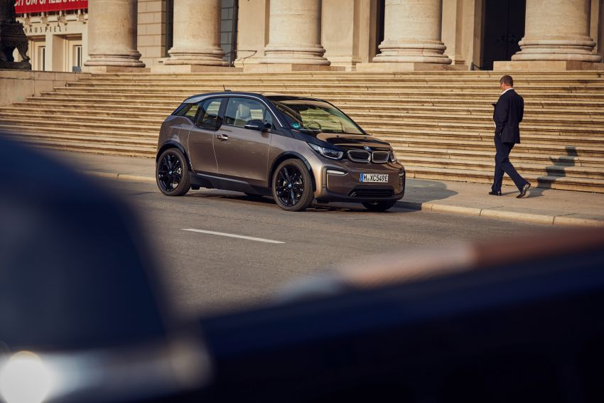 BMW i3 receives 120 Ah battery – up to 359 km range Image #867754