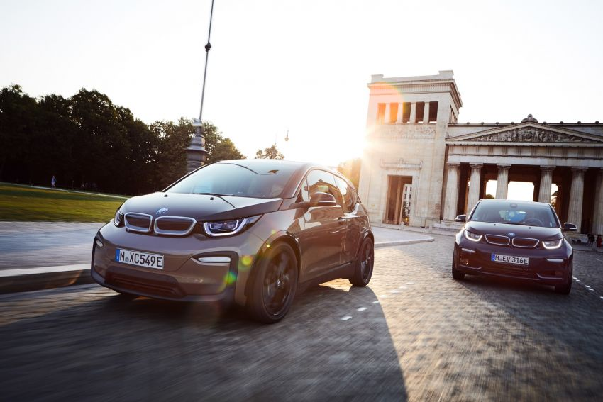 BMW i3 receives 120 Ah battery – up to 359 km range Image #867755