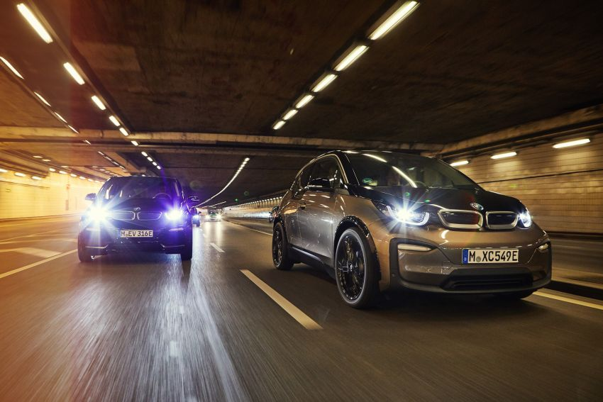 BMW i3 receives 120 Ah battery – up to 359 km range Image #867756