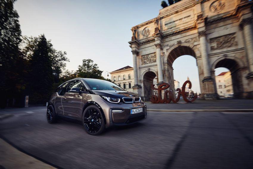 BMW i3 receives 120 Ah battery – up to 359 km range Image #867758