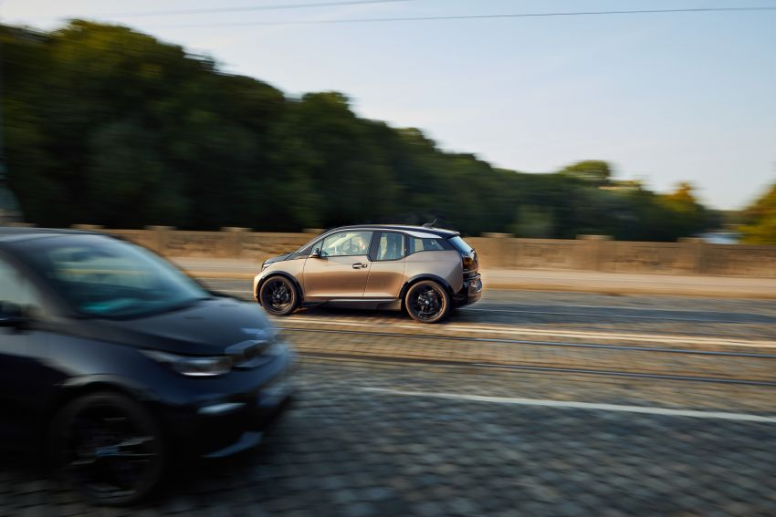 BMW i3 receives 120 Ah battery – up to 359 km range Image #867759