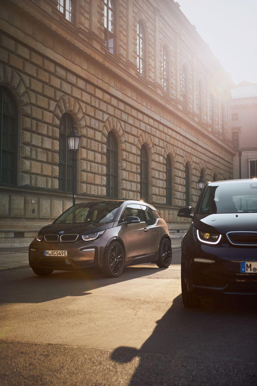 BMW i3 receives 120 Ah battery – up to 359 km range Image #867760
