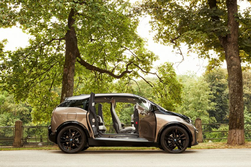 BMW i3 receives 120 Ah battery – up to 359 km range Image #867761