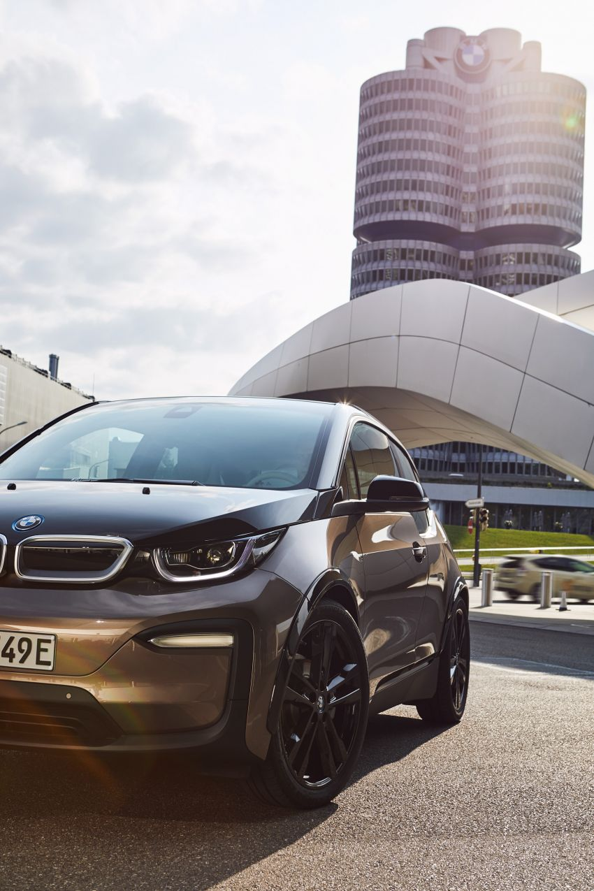 BMW i3 receives 120 Ah battery – up to 359 km range Image #867743