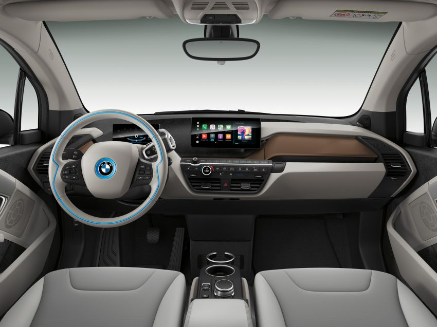 BMW i3 receives 120 Ah battery – up to 359 km range Image #867774