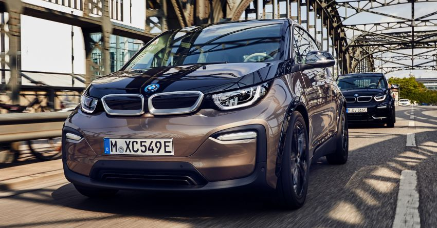 BMW i3 receives 120 Ah battery – up to 359 km range Image #867745