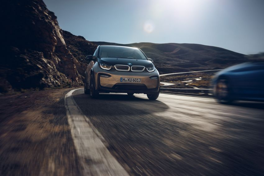 BMW i3 receives 120 Ah battery – up to 359 km range Image #867788